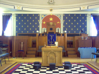 Lodge Airdrie St John Number 166