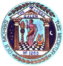 Lodge Galen Number 1285