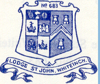 Lodge St John WhiteInch Number 683
