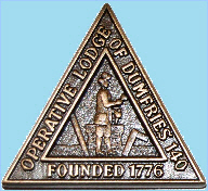 Operative Lodge of Dumfries Number 140